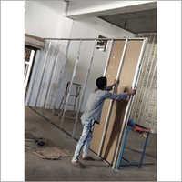 Gypsum Board Partition Work Services