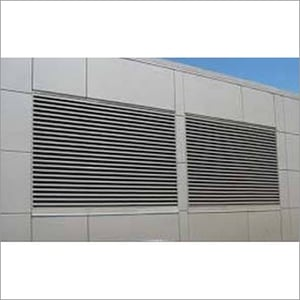 Residential Steel Louvers