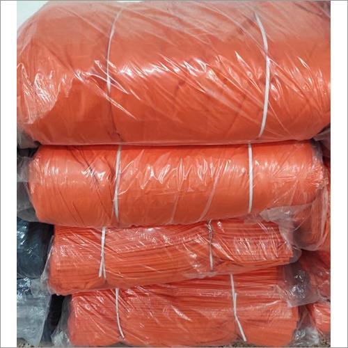 Orange Rayon Fabric