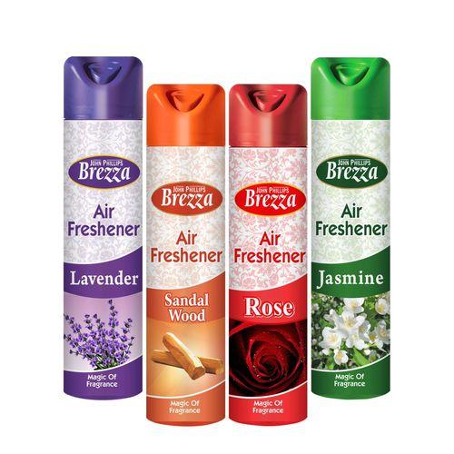 John Phillips Brezza Air Freshener - Lavender/sandal/jasmine/rose