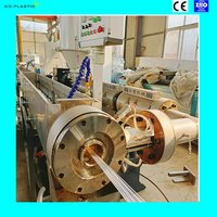HS-SJ-65 PP Band Strap Fiber Reinforced Strapping Band Packing Belt Machine