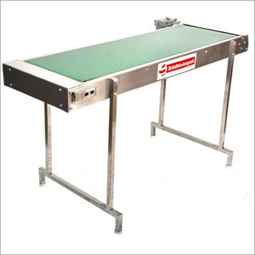 Packaging Side Table Belt Conveyor