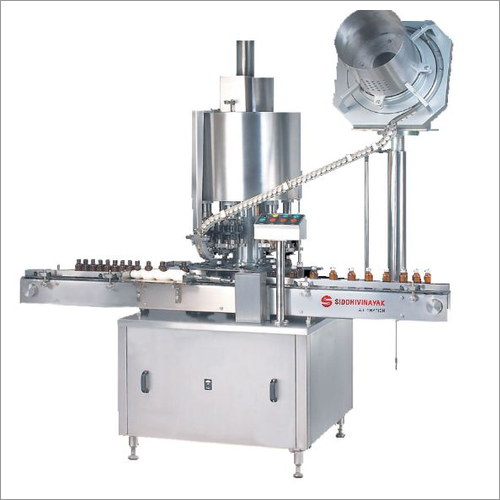 Automatic PET Bottle Capping Machine