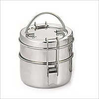 JSI 848 Stainless Steel Clip Tiffin Food Carrier