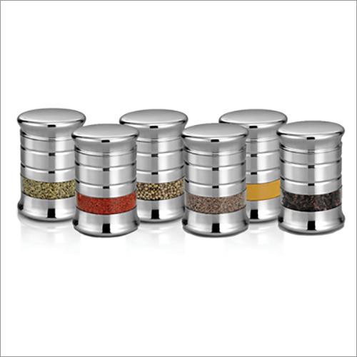 JSI 853 Stainless Steel Ringo Premium Canister