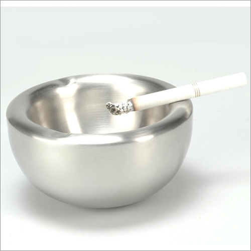 JSI 606 Stainless Steel Double Wall Ashtray