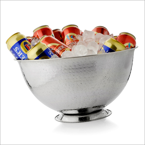 JSI 616 Stainless Steel Champagne Punch Bowl
