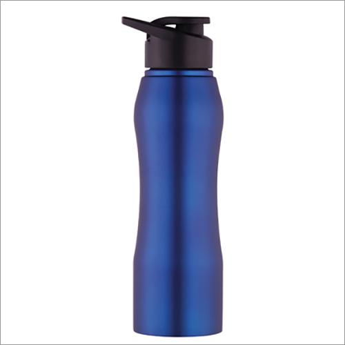 JSI-2112 Steel Single Wall Fridge Sipper Water Bottle Belly Colored
