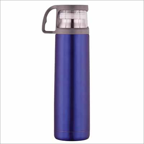 JSI-2120 Steel Vacuum Insulated Hot And Cold Water Bottle With Drinking Cup