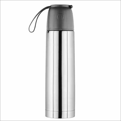 JSI-2122 Steel Vacuum Insulated Hot And Cold Water Bottle With Easy Pour Lid