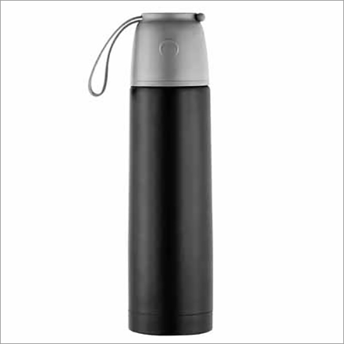 JSI-2123 Steel Vacuum Insulated Hot And Cold Water Bottle With Easy Pour Lid Coloured