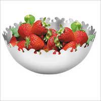 JSI 402 Dhanjal Plain Fruit Bowl