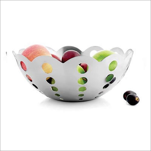 JSI 427 Flower Fruit Bowl Round