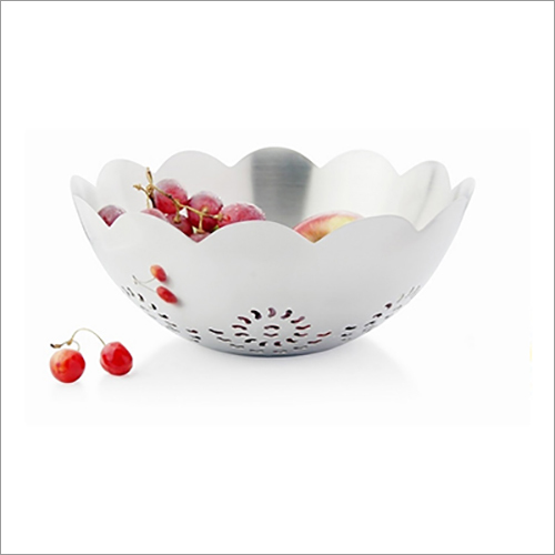 JSI 434 Heart Fruit Bowl