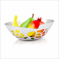 JSI 439 Upside Fruit Bowl Stone