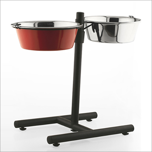 JSI 309 Pet Bowl With Adjustable Stand
