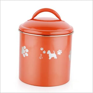 JSI323 Dog And Pet Food Canister Dome