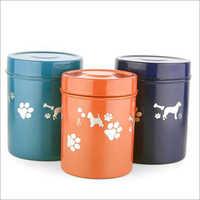 JSI324 Dog And Pet Food Canister Regular