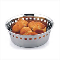 JSI 511 Shallow Square Bread Basket