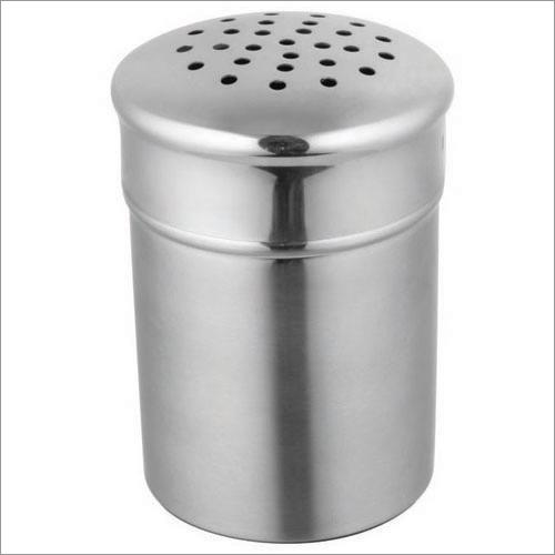 Steel Masala Spice Shaker Premium