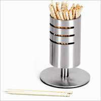 Steel Toothpick Holder Slit