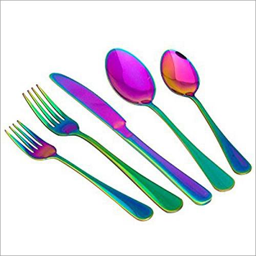 JSI 2217 Titanium PVD Coated Steel Cutlery
