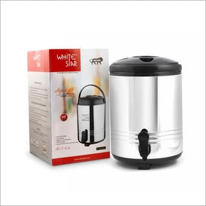 JSI 2002 Stainless Steel Puf Insulated Hot And Cold Water Jug