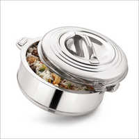 JSI 2005 Stainless Steel Double Wall Insulated Hot Pot, Hot Case