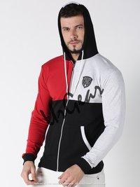 Men Hooded Neck Sweatshirt