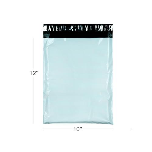 Plain Courier Bag - 10x12, 51 Micron