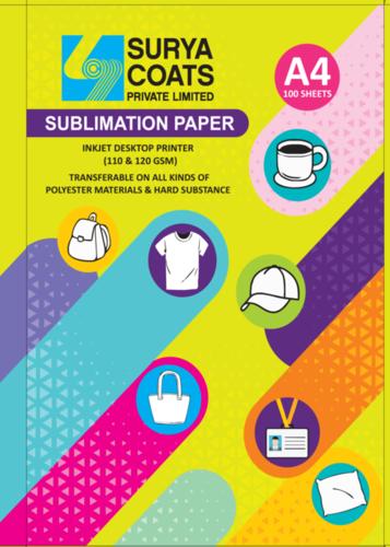 A4 Sublimation Paper