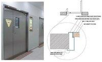 Lead Lined X Ray Room Door