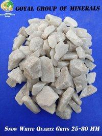 Export Quality Quartz Lumps