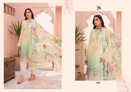 Maria B Lawn Vol-3 Cotton Printed Suits