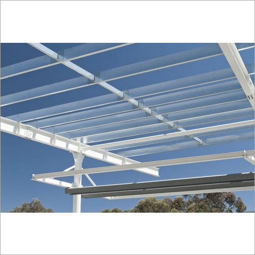 Mild Steel C Roof Purlin