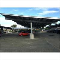 Outdoor Solar Carport