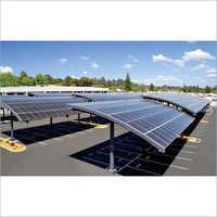 100 W Solar Carport