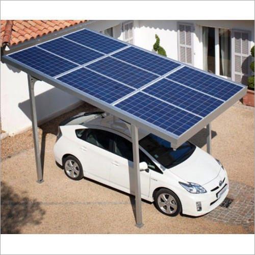 Rectangular Solar Carports