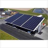 Two Sided Solar Carport