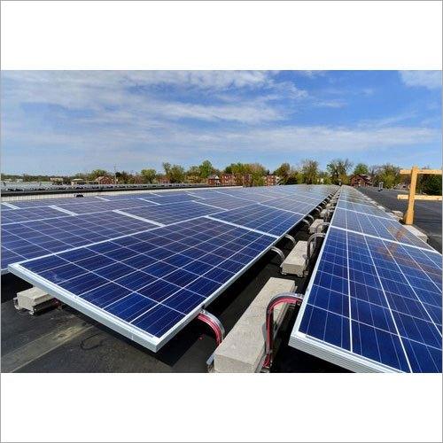 Aluminum Solar Panel Mounting Structure