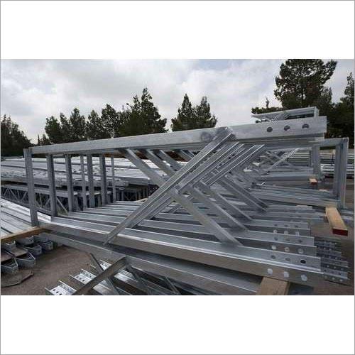 Galvanised Steel Structure