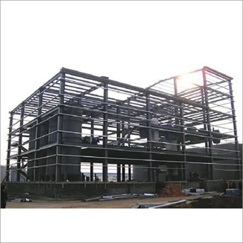 Steel Pre Engineered Warehouse