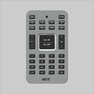 Remote Control For 16 Light And 2 Fan