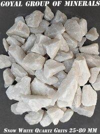 Snow Quartz Stone