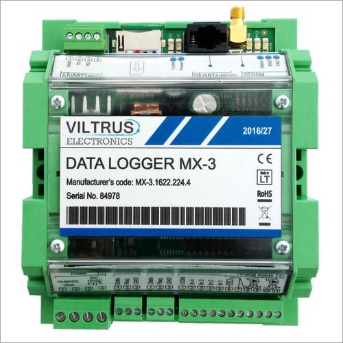 MX-3 Data Logger