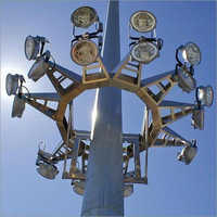 Mast Light Pole