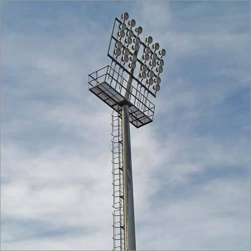 Stadium Mast Light Pole