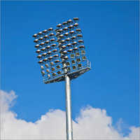 High Mast Light Pole
