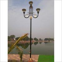 3 Arm Decorative Lighting Pole
