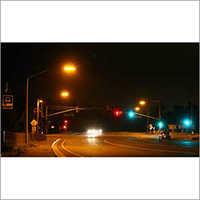 Low Pressure Sodium Street Lights